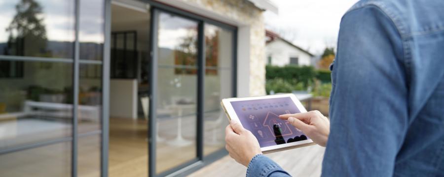 In verschiedenen Städten werden Viertel nur mit Smart Homes gebaut - Sie sind vernetzt, effizient und grün.