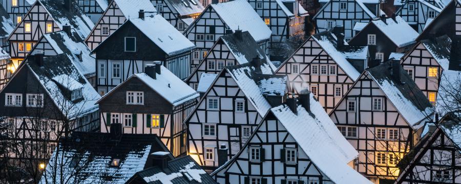 Das Leben auf dem Dorf hat eine große Zukunft - wenn man das Dorf lässt!