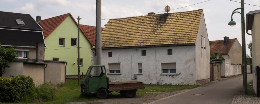 Eine strukturschwache Region in Sachsen