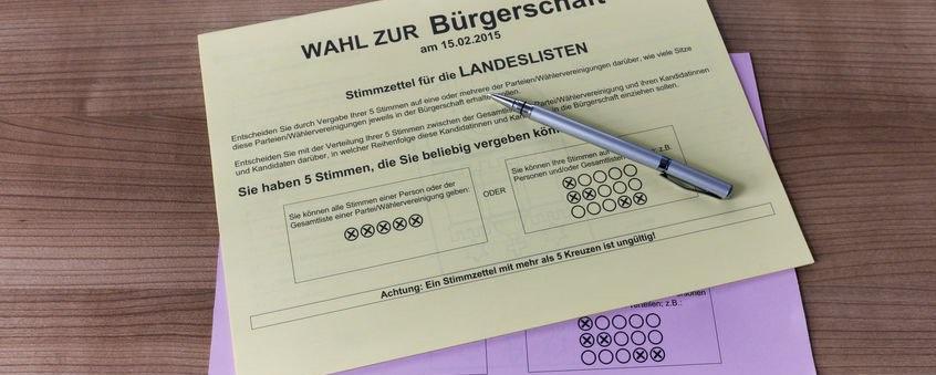 in Hamburg kommen die Kommunalwahlen einer Landtagswahl gleich