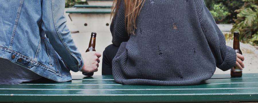 Können Alkoholverbote das Sicherheitsgefühl verbessern?