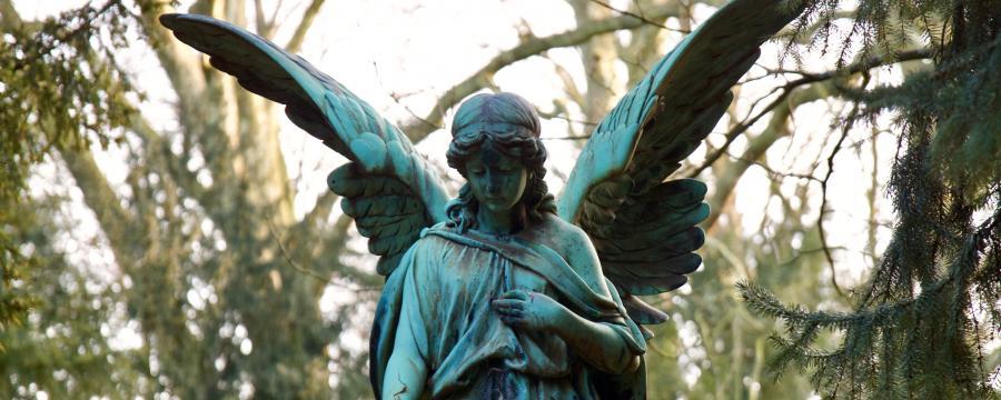 Wie werden sich die Friedhöfe in Zukunft verändern?