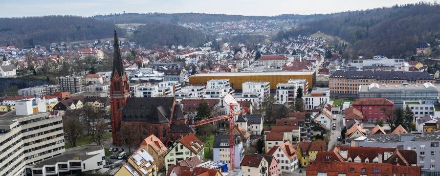 Obwohl es weit ab der Großstadt liegt: Heidenheim liegt auf Platz 3 im Landkreis-Ranking.