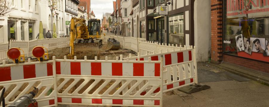 Straßenausbaubeiträge in Mecklenburg-Vorpommern abgeschafft.