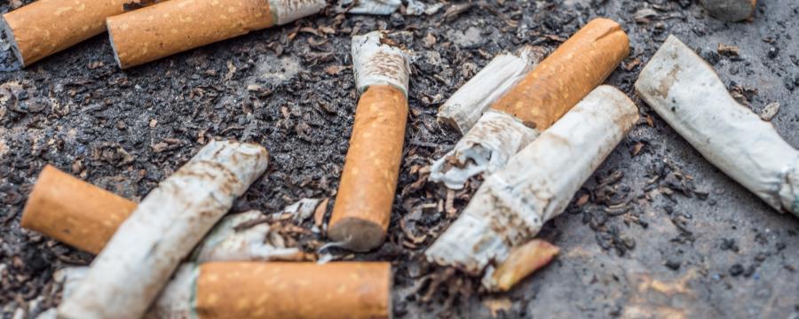 Zigaretten Bußgelder