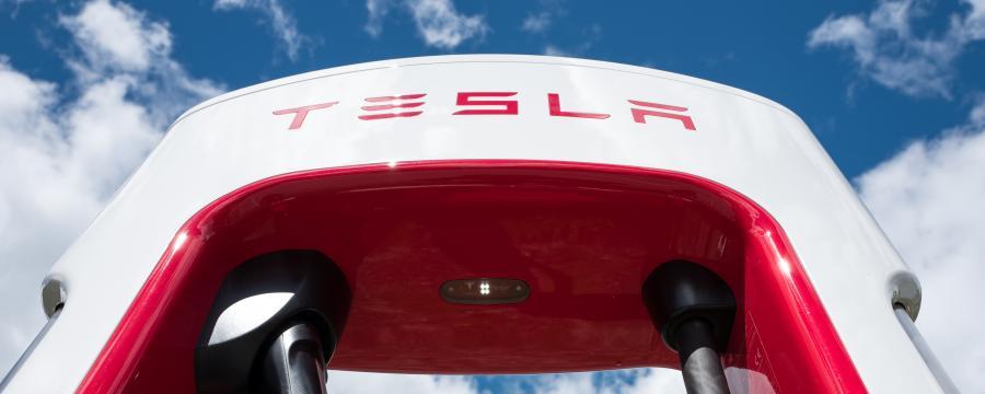 Tesla Gigafactory in Grünheide