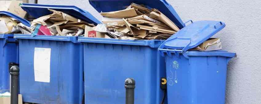 Der Rechtsstreit um das Altpapier ging durch alle Instanzen - mit unterschiedlichen Urteilen - jetzt steht fest: Viele Kommunen müssen sich was einfallen lassen, wollen sie nicht ihre Müllgebühren anheben müssen...