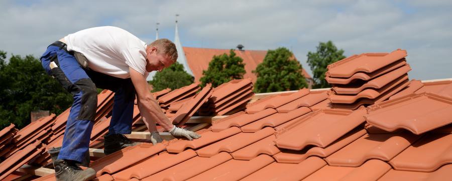 Die Ermittlungsgruppe Schwarzarbeit überprüft alle Baustellen in ihrem Zuständigkeitsbereich.