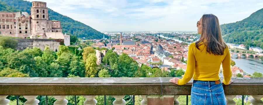 Heimat: Nur wenige Deutsche leben im Geburtsort