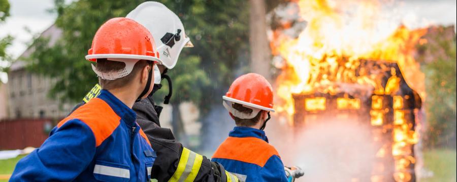 Feuerwehr als Schulfach