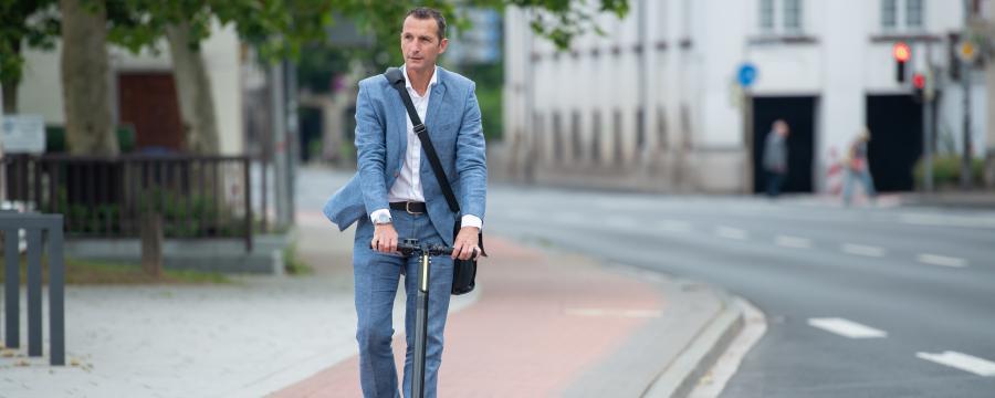 Die Rolle der Kommunen im Bereich Mobilität