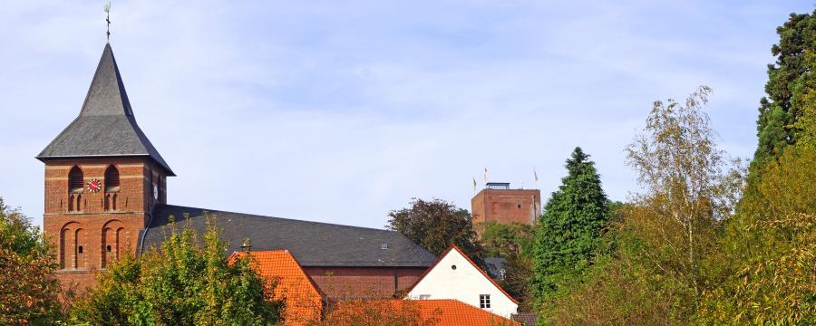 Stadtpanorama Wassenburg