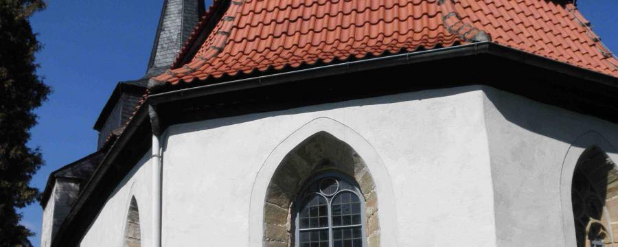 Die St. Bonifatius Kirche in Sundhausen