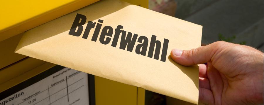 Bayern: Erste Stichwahlen nur per Briefwahl