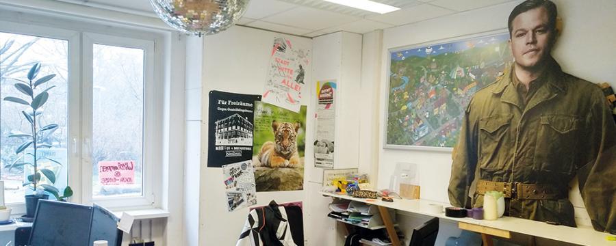 Jugendkulturzentrum für eine lebendige Stadtgesellschaft
