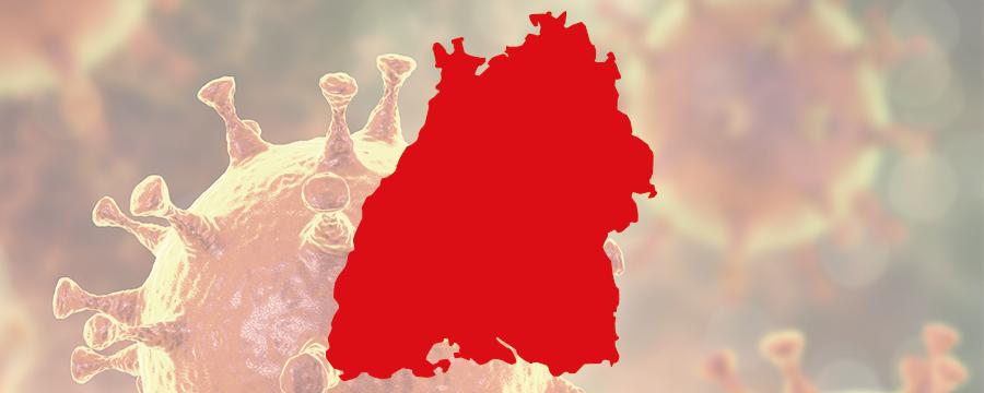 Coronavirus in Baden-Württemberg - Die Zahlen