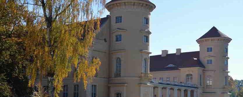 Rheinsberg im Landkreis Ostprignitz-Ruppin ist auch in Zeiten des Coronavirus ein beliebtes Ausflugsziel