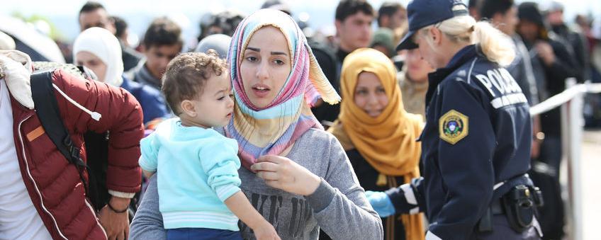 kommen wieder mehr Flüchtlinge in Deutsche Kommunen? Es gibt eue Unruhen an der griechisch-türkischen Grenze, die diese Sorge nähren