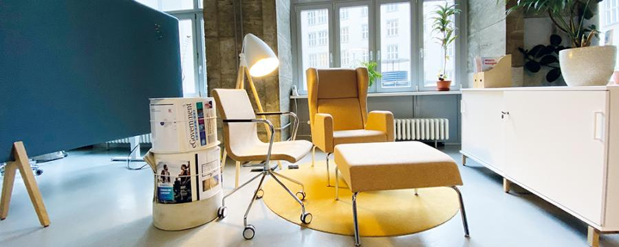 Co-Working Spaces Öffentlicher Dienst