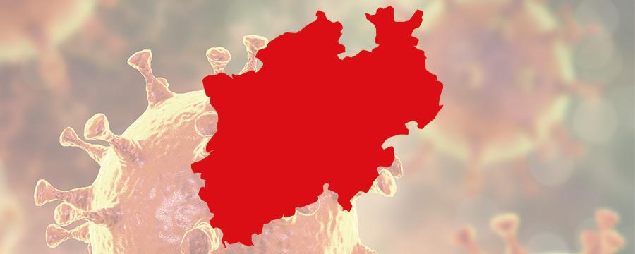 Coronavirus in Nordrhein-Westfalen