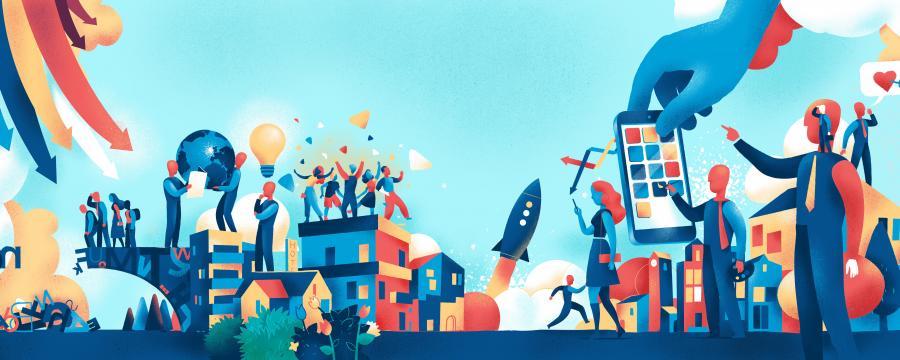 Digitalisierung der Kommunen