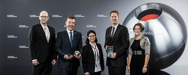 Bad Berleburg erhält den Nachhaltigkeitspreis