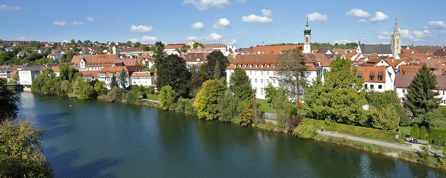Rottenburg am Neckar beteiligt sich aktiv an der Aktion Seebrücke