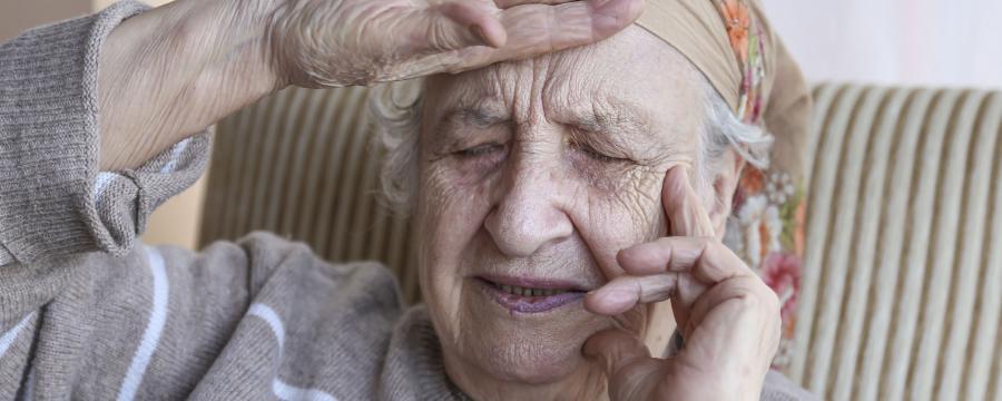 Pflegeheim- Coronaausbruch-Sanktionen