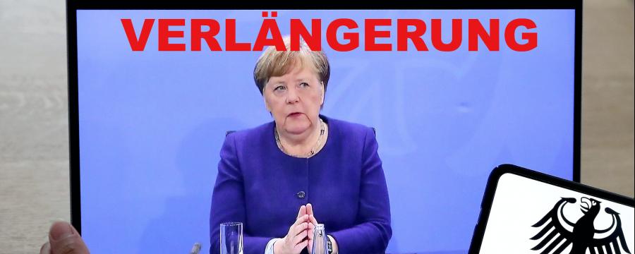 Kanzlerin Merkel verkündet weitere Lockerungen in der Corona-Krise