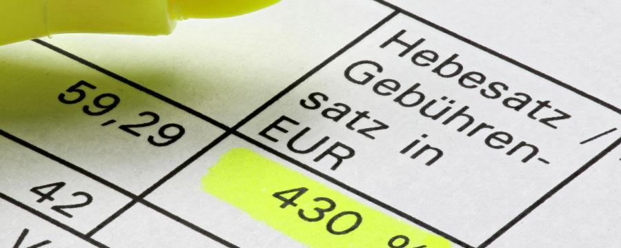 Führt die Berechnung der Grundsteuer zu einem Verwaltungschaos?