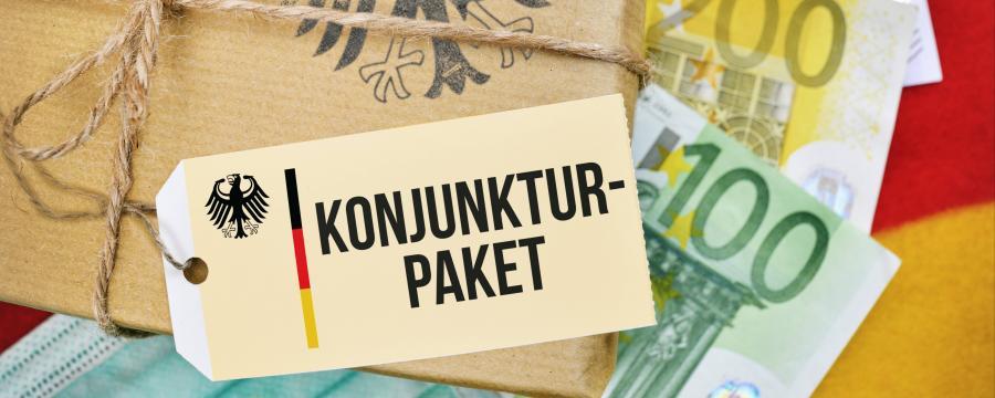Das Konjunkturpaket der Bundesregierung betrifft auch die Kommunen - es geht für sie um rund 25 Milliarden Euro