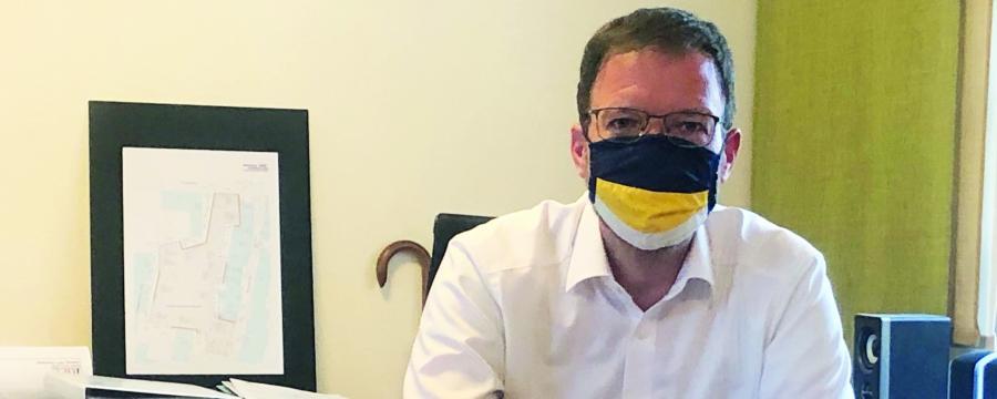 Oberbürgermeister Thomas Nitzsche