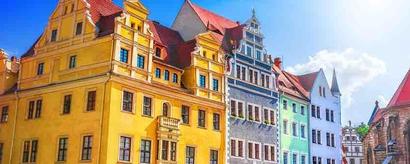 Die Altstadt von Meissen - auch hier spielt Ideologie in der Kommunalpolitik eine immer größere Rolle