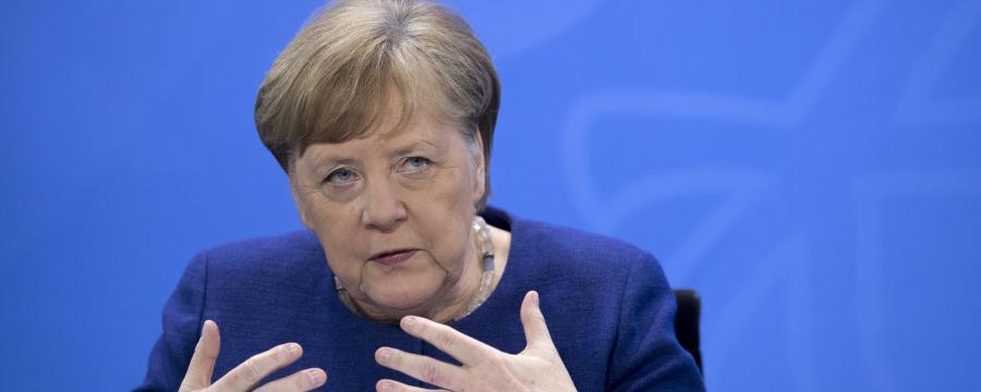 Kanzlerin Merkel hat die neuen Corona-Regeln heute vorgestellt - sie fürchten massiv steigende Fallzahlen