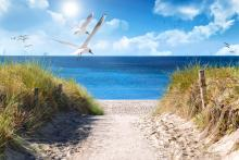 Strandgebühren in einer Kommune erheben