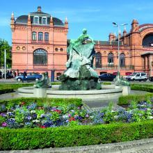 Tourismus: Bedeutung der Brunnen für die Stadt