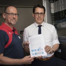 Die Kooperation zwischen der Hochschule und der Kommune Deggendorf wird aktiv von Bürgermeister Christian Moser und Universitätspräsident Peter Sperber vorangetrieben.