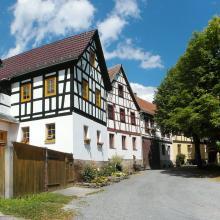 Eine Gebietsreform wird es im strukturschwachen Trockenborn/Wolfersdorf nicht geben.