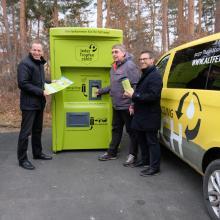 Auch das Recycling von Altfett wird in einigen Kommunen angegangen.