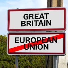 So hart trifft der Brexit Ihren Regierungsbezirk