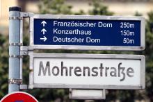 Straßen umbenennen - Streit um Straßennamen