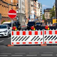 Investitionsstau bei der Straßensanierung