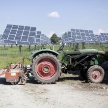 Energieautarke Gemeinde Ascha