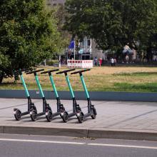 E-Escooter Strafzettel