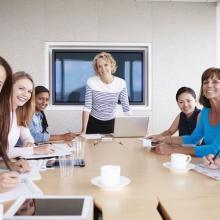 Wenn Frauen die Führung übernehmen - Bericht vom Frauenkongress