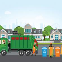 Immer mehr Kommunen setzen sich Klimaziele - doch wie sollen diese erreicht werden? Eine neue Studie gibt spannende Einblicke und Ausblicke! Wir zeigen die wichtigsten Faktoren!
