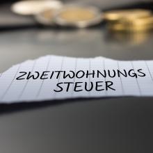 Zweitwohnungssteuer in NRW