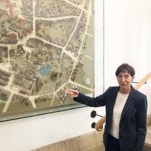 Ortsbürgermeisterin