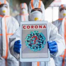 Erste Kommunen richten Coronavirus Drive-In-Testzentren ein