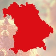 Das Corona Virus sorgt für massive Einschränkungen in Bayern - wir haben alle Zahlen aus den Landkreisen